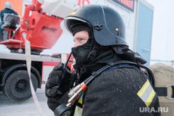 Пожарно-тактические учения МЧС на территории ТЦ ГиперСити. Курган, учения мчс, пожарные, мчс