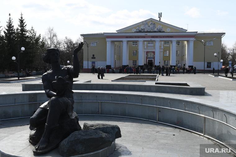 Прощание с Владиславом Тетюхиным в Верхней Салде