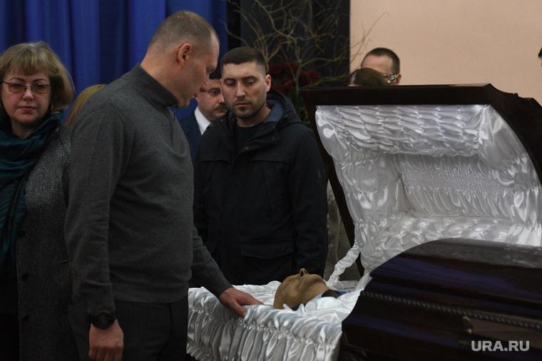Похороны в Салде