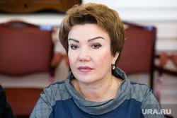 Заседание правительства ХМАО. Ханты-Мансийск, казначеева надежда