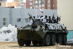 Торжественные мероприятия в честь 5-летия отряда ОМОНа. Сургут, бтр, омон, спецназ, боевые действия