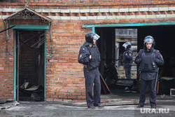 Дом по Амурской улице д. 118. Тюмень, теракт, полиция
