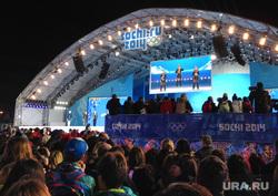 Сочи-2014. Зимняя олимпиада. 20.02.2014, сочи 2014, олимпийский парк, сцена, sochi 2014