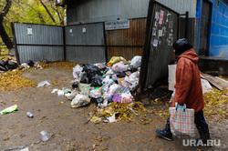 Мусорные площадки без контейнеров. Челябинск, контейнеры, помойка, мусорные площадки, мусор, мусорный коллапс, горэкоцентр