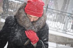 Виды Екатеринбурга необр, непогода, снег, снегопад, ветер
