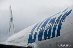 Первый полёт самолета «Виктор Черномырдин» (Boeing-767) авиакомпании Utair из аэропорта Сургут , utair, авиация, самолет, ютэир