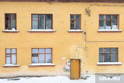 Виды Новоуральска, Свердловская область, старый дом, барак