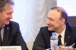 Совещание в полпредстве с главами регионов УрФО по экологии. Екатеринбург, козицын андрей, алтушкин игорь