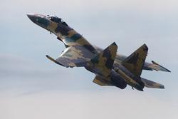 Истребитель Су-35, истребитель, су-35, сухой