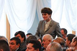 Аппаратное заседание с главами городов и районов. Челябинск., салеева наталья