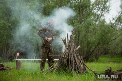 Русский народный праздник Ивана Купала. Сургут, костер, туризм, пикник, турист, кострище