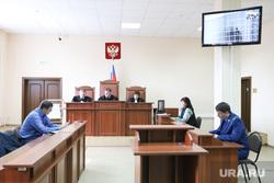 Судебное заседание по делу Владимира Рыжука. Курган, судебное заседание