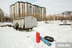 Снос гаражей в кооперативе Нефтяник-1. Сургут, снос гаража