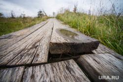 Верхотурье, Меркушино, Актай, Свято-Косминская пустынь., доски, деревянный тротуар