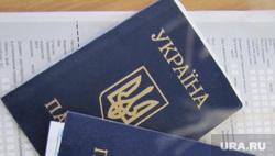 Клипарт. Верхняя Пышма, паспорт украины, гражданство, паспорт гражданина украины, миграционная карта