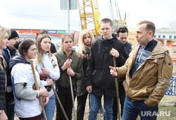 Визит врио губернатора Шумкова в Звериноголовский район Курган