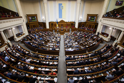 Украина. Петр Порошенко. Военные, верховная рада