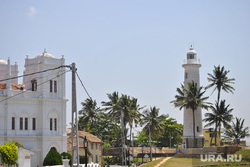 Шри-Ланка, маяк