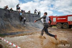 «Гонка героев-2017». Екатеринбург, препятствие, водная преграда, гонка героев, грязь