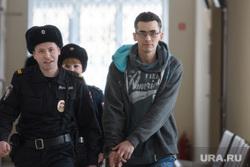 Заседание по делу хакерской группы Lurk. Екатеринбург, конвой, мельник константин