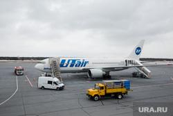 Первый полёт самолета «Виктор Черномырдин» (Boeing-767) авиакомпании Utair из аэропорта Сургут , utair, ютэир, боинг 767, ютейр