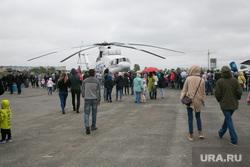 Авиашоу в аэропорту Плеханово. Тюмень, вертолет, авиашоу, ми 8