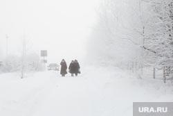Февральские морозы. Сургут, мороз, холод, зима