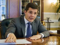 Интервью с врио губернатора ЯНАО Дмитрием Артюховым. Салехард, портрет, артюхов дмитрий