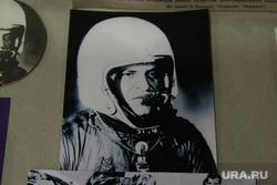 Экспозиция по Пауэрсу в музее ФСБ (американский летчик шпион) , пауэрс франсис гэри
