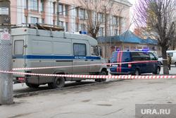 Взрывное устройство Курган остановка у Куйбышева 75 22.11.2013г, оцепление, полиция