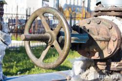 Клипарт. ХМАО, трубы, вода, водопровод, задвижка