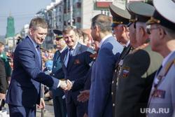 Парад 9 мая. Пермь, рукопожатие, решетников максим