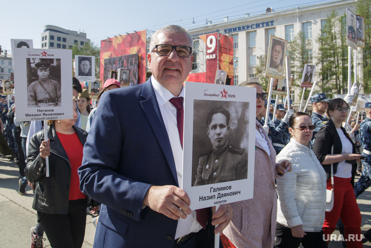 Парад 9 мая. Пермь