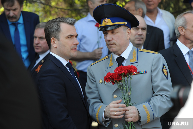 Празднование 9 мая. Челябинск
