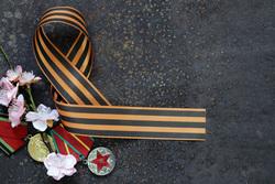 Георгиевская лента, Порошенко Марина, Порошенко Петр, Джонсон Борис, Трамп Дональд, медали, георгиевская лента