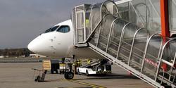 Клипарт unsplash.com, аэропорт, самолет, посадочный рукав