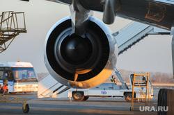 Боинг-777 в Челябинском аэропорту. Челябинск, турбина, боинг-777-200