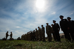 Официальный сайт президента Украины, армия