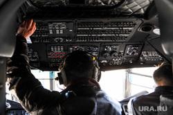 Танковый биатлон. Чебаркульский военный полигон. Челябинская область, вертолет, пилот, летчик