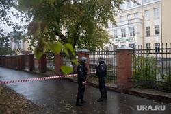 Угроза минирования главпочтамта и школы №69. Екатеринбург