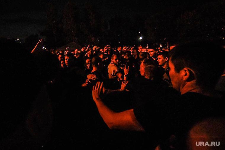 Протест. Екатеринбург