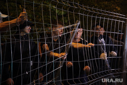 Протест против строительства храма святой Екатерины в сквере около драмтеатра. Екатеринбург, протест, храм на драме, сквер на драме