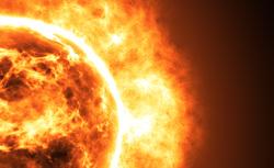 Клипарт depositphotos.com, солнце, солнечная система, солнечные вспышки, солнечный свет, магнитные бури