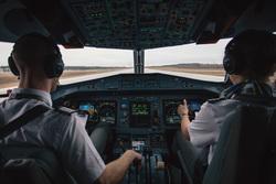 Самолеты клипарт, пилот, самолет