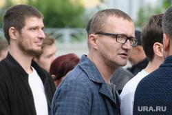 Акция фейк-поддержки Юлии Михалковой после её снятия с предвыборной гонки. Екатеринбург, алешин денис