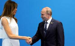Путин G20, Трамп, Макрон, Меркель Эрдоган, рукопожатие, путин владимир, трамп меланья