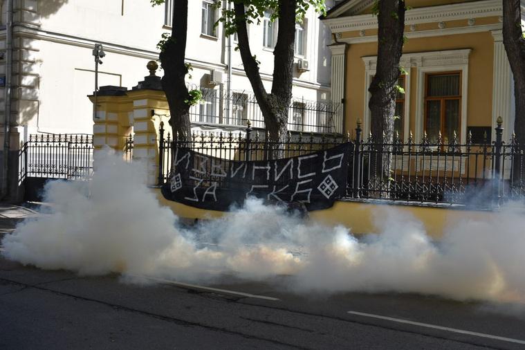 Политологи дали оценку протестам против строительства храма в Екатеринбурге
