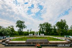Виды города. Шадринск , мемориал вов, город шадринск, сквер воинской славы