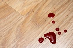 Клипарт depositphotos.com, убийство, кровь на полу, капли крови, пятна крови