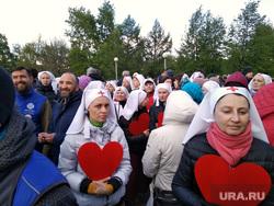 Седьмой день протеста: рок-концерт группы Аркадий Коц, молебен с